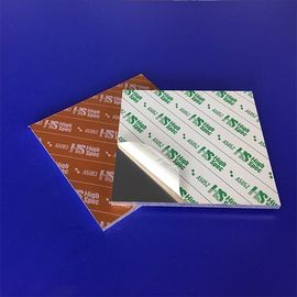 ACP 5080 Aluminium Sheets High Flatness Surface Cast Aluminium Plate
