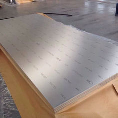 High Tensile Strength Aluminium Alloy Sheet 7075 T6 T651 For Aircraft Industry